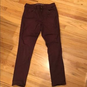 American Eagle High Rise Jegging Size 12